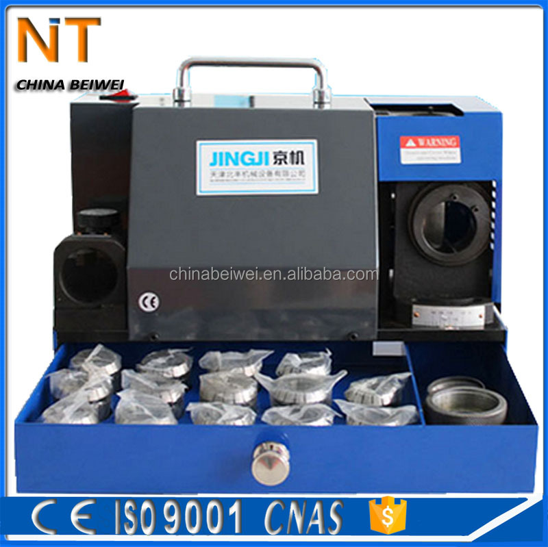 Drill From 12-30 mm Precision Electric Drill Bit Sharpening Machine