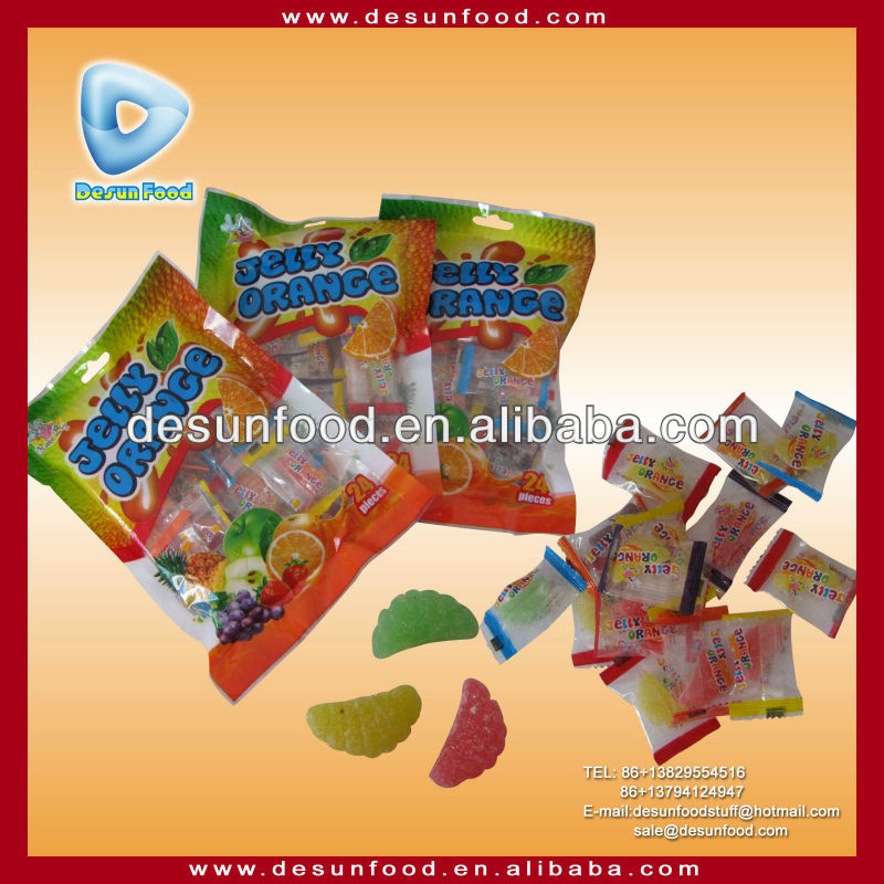Halal Fruit Jelly soft candy