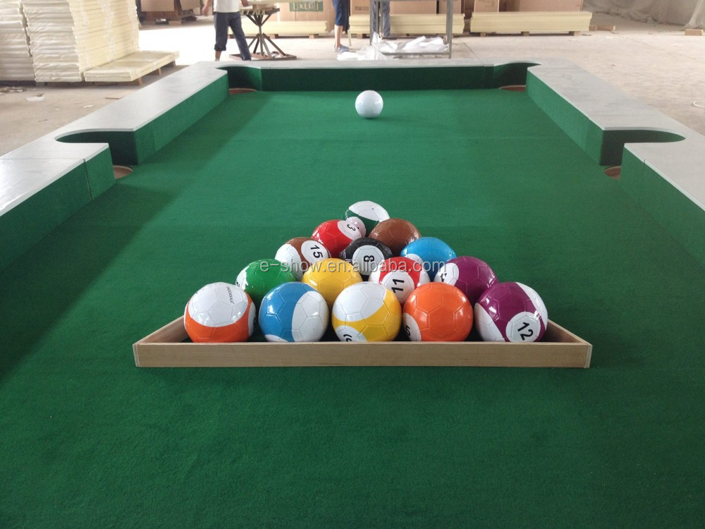 inflatable balls more table soccer for snookball snooker free sale views shipping pool
