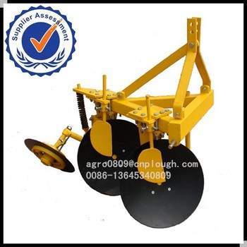 Small Tractor Plow Tractor Disc Plow For Sale Farm Implements For ...