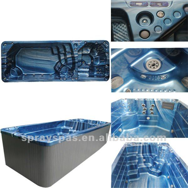 SW-59A, removable outdoor swimming pool swim spa