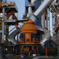 dry process rotary kiln cement factory