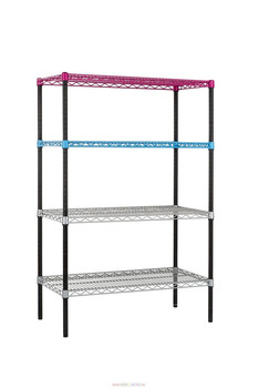 Color Wire Shelving - Buy Wire Shelving Product on Alibaba.com