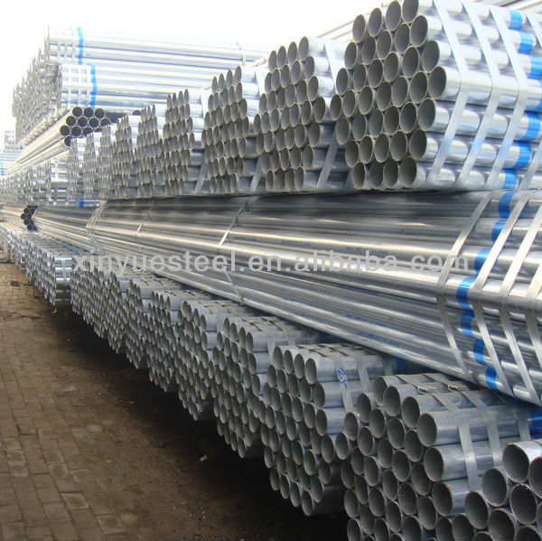 High Quality Greenhouse Structure Pipe/ Galvanized Steel Pipe