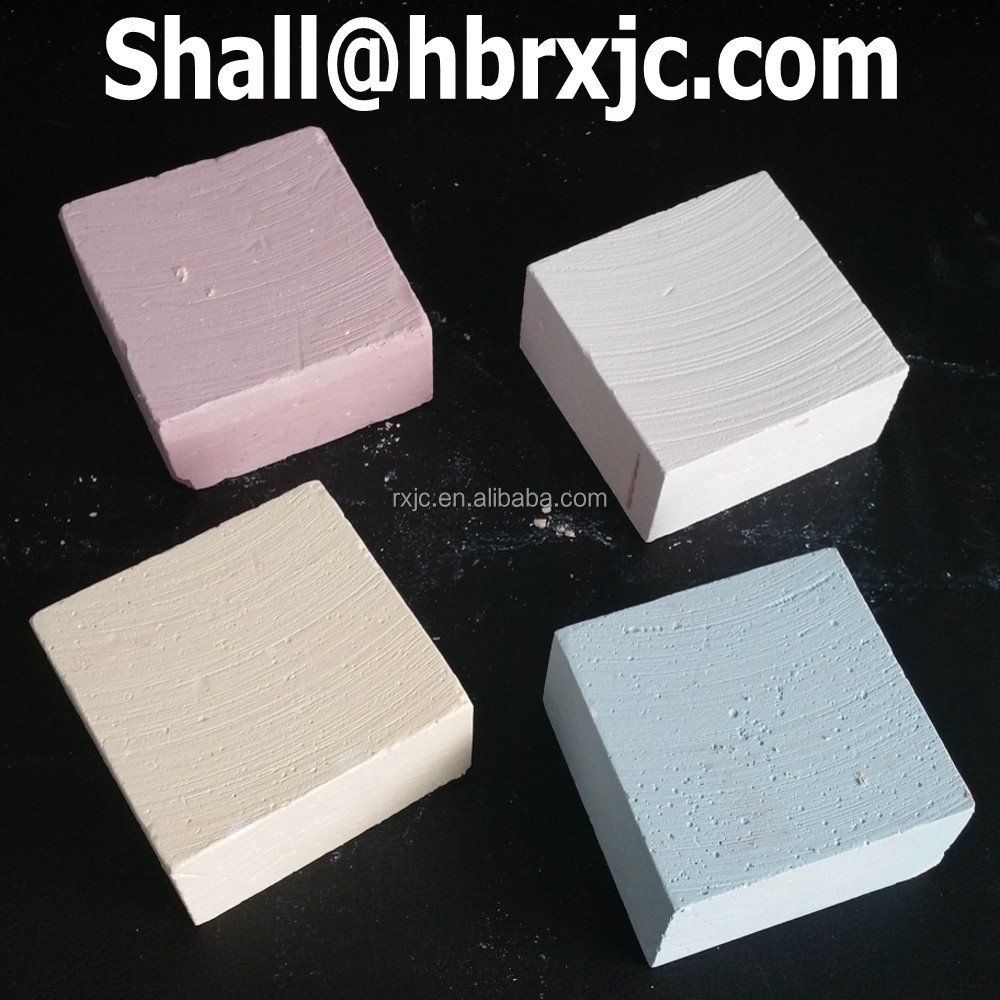 colored chalk block, OEM color is provided