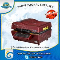 3D Sublimation Vacuum Heat Transfer Machine t shirt printing machine