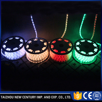Remote Control Rohs Dimmable Led Rope Light