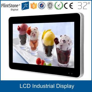 15,19,22,32 inch tft lcd tv monitor with vga,lcd monitor with rca video input, industrial video monitor