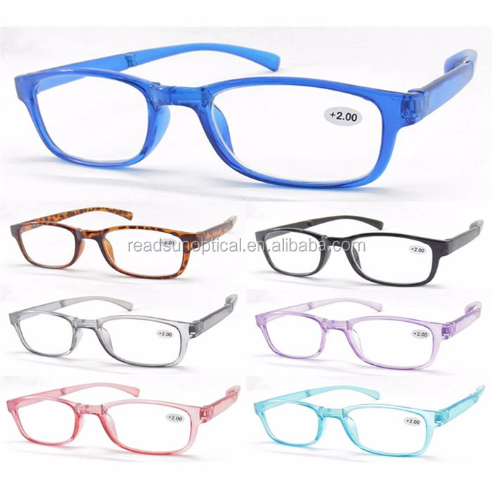 Fashion high quality reading glasses online folding reading glasses 2.00