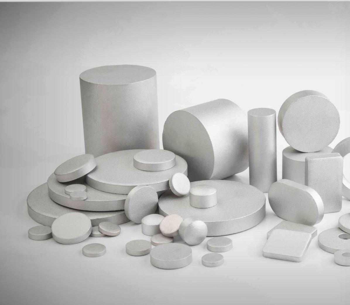 Aluminium slug 1070 voor tandpasta pijp lijm buis