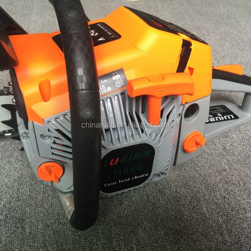 Hot selling chinese chain saw 52cc 5200 gas chainsaw with 20 inch bar