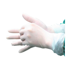 Malaysia top quality medical dental Latex surgical Gloves