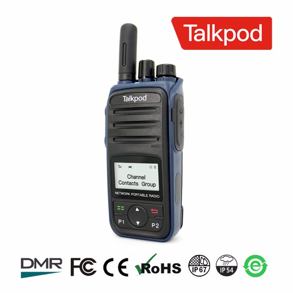 Sim Card Gsm Wcdma Licence Free Walkie Talkie Talkpod N50 Ptt Network Radio  - Buy Licence Free Walkie Talkie,Wcdma Walkie Talkie,Dual Sim Card Two-way