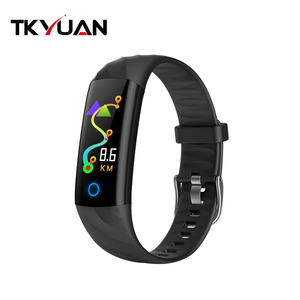 Lowest Price IP68 Waterproof Smart Band S5 Fitness Bracelet Tracker Heart Rat Monitor Multi Sports Modes Wristband