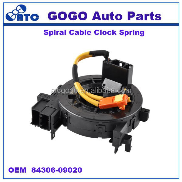 High Quality Airbag Clock Spring For Toyota Camry OEM 84306-09020