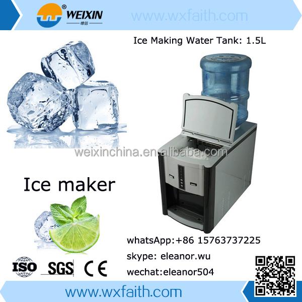 Cheap Bottled Water Ice Maker Water Dispenser Ice Maker In