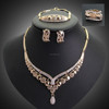 Manufacturers,Gold Jewellery Hot Sale In USA Perfect Design Jewelry Set