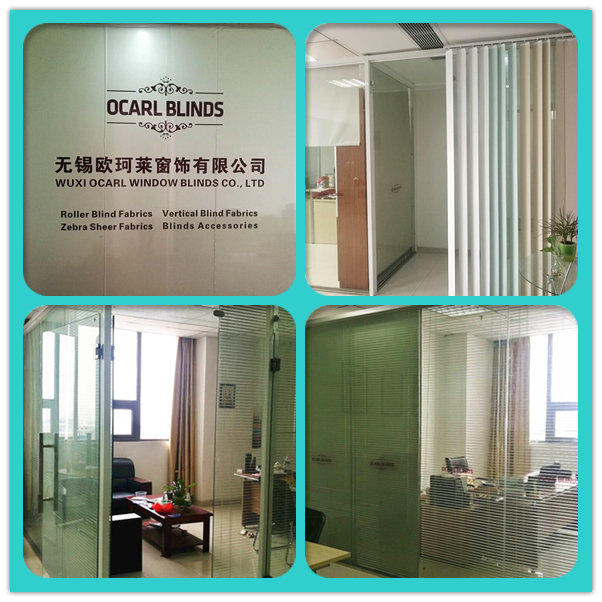Roller Horizontal Blinds Fabrics