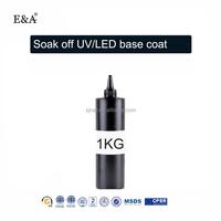 EA bulk long lasting UV gel polish base coat for gel polish