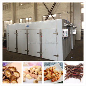 Factory hot air 304 stainless steel Banana drying machine/Seaweed drying machine