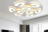 indoor acrylic led light ceiling for living room lighting RT10045-9