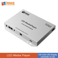 Single color,tri-color and Full color led programmer software