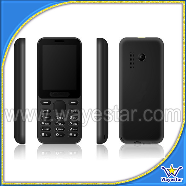 Bar design 2.4 inch 2g gsm dual sim camera small chinese mobile phones