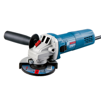 Power max angle grinder 100mm/125mm metal cutting disc variable speed handle