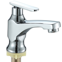 Asia market single handle bathroom wash hand basin taps