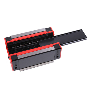 Factory direct roller linear guide square slider HGH20HA
