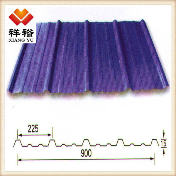 be in great demand galvanized sheet metal roofing/color corrugated sheet