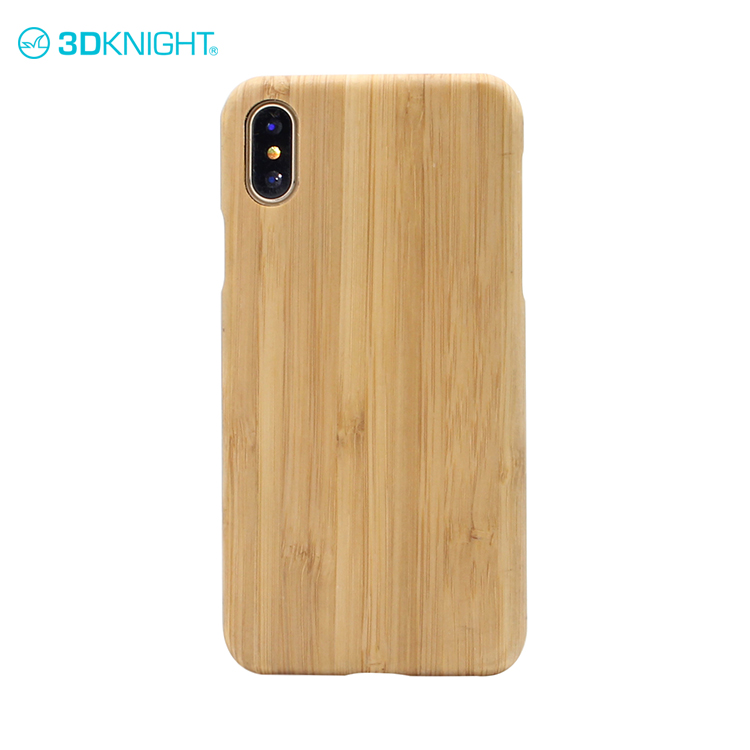 Factory Wholesale Aramid Fiber Phone Wood Case For iphone X