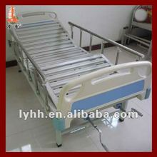 Cheap Adjustable antique fold metal hand control hospital bed