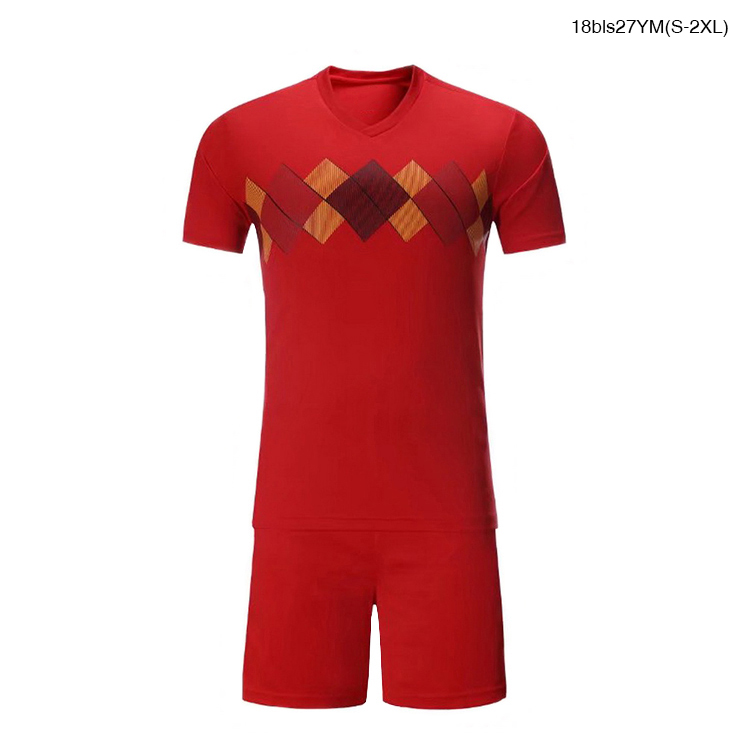 Custom Quick Dry Football Club Soccer Jersey New Model