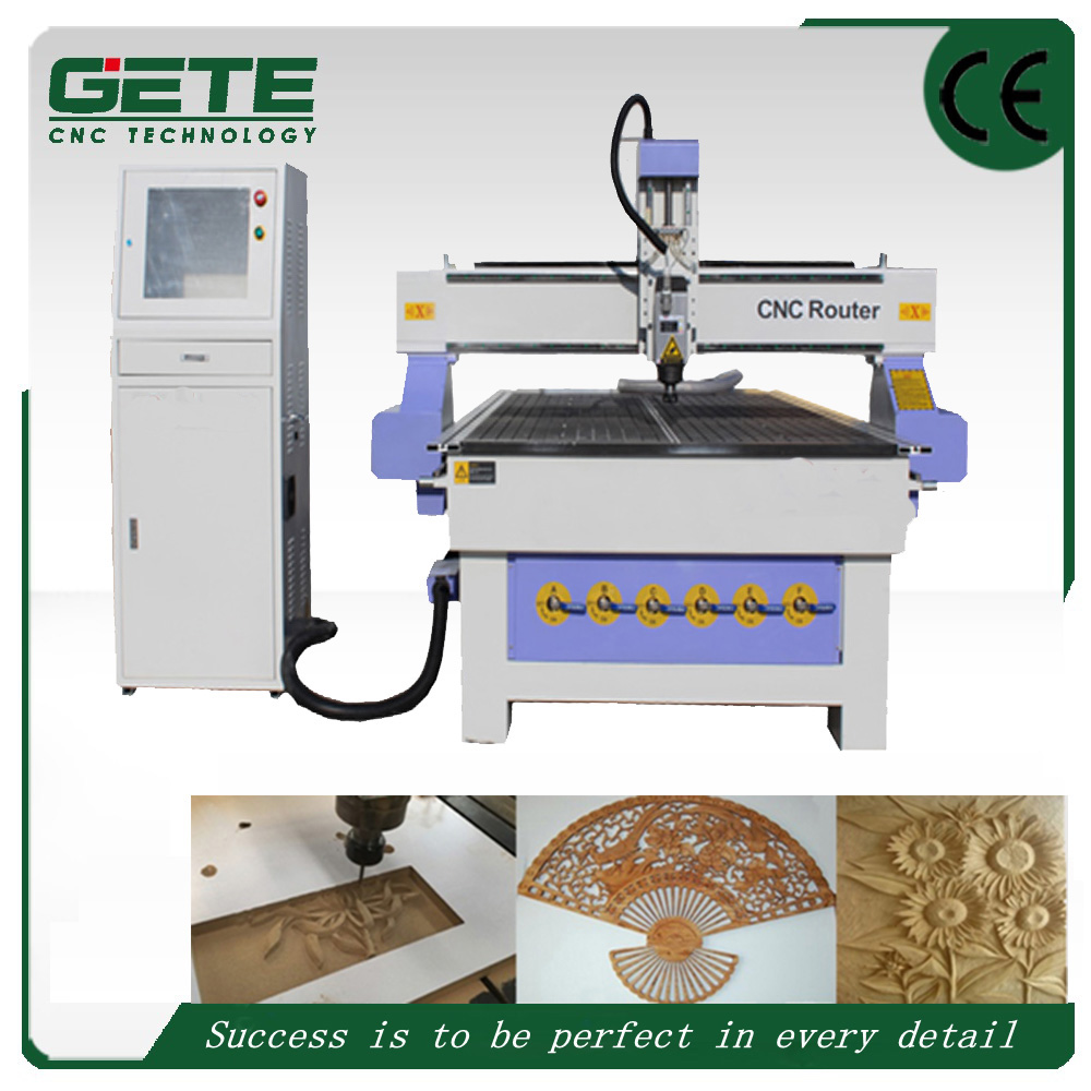 Strong structure economic omni 1325 cnc router