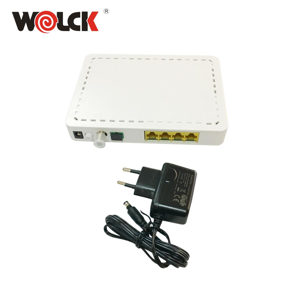 FTTH EPON ONU Modem compartiable with ZTE F668 gpon onu