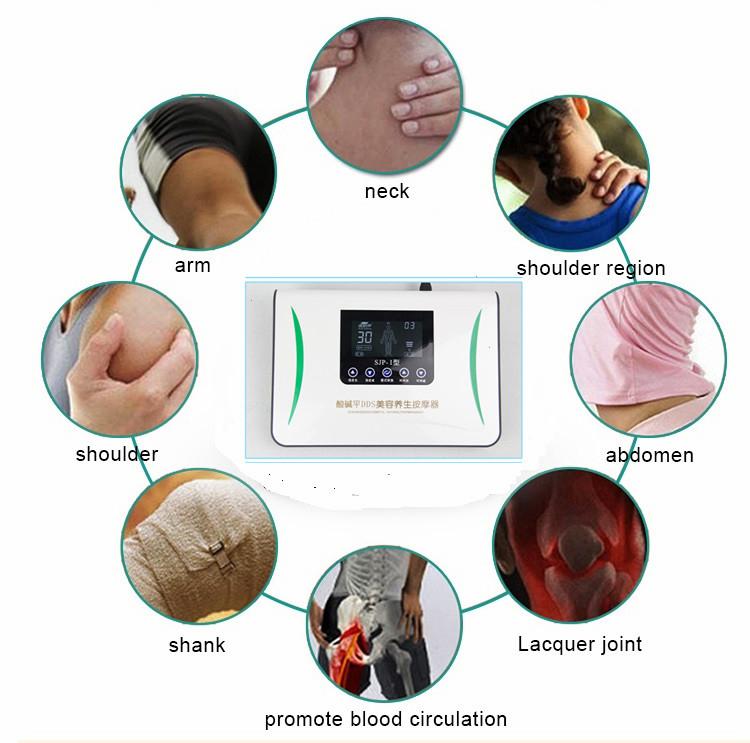 DDS Beauty regimen Mass care device Human body Dentistr  HuaLin Group acid-base flat DDS Bio Electrotherapy  machine