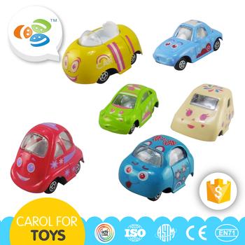Cartoon Alloy Toys 1 64 Mini Life Size Car Models Diecast For Kids