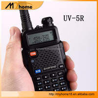 Factory Best handheld BAOFENG BF UV 5R BF-5R Dual Band ham two way radio am fm portable vhf uhf handy talkie walkie