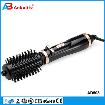 Best Hot Air Brush For Short Hair Professional 6 In 1 Dryer Comb