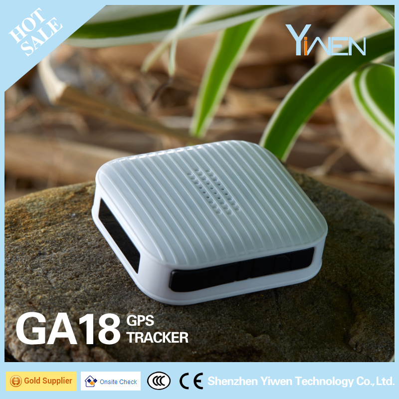 Yiwen Mini Key Chain GPS Tracker GA18 Made in China