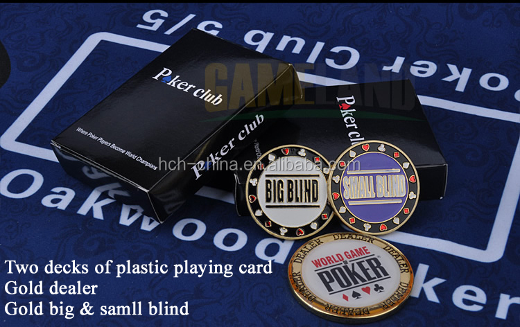 500pc set di chip di poker con alcun valore in custodia in pelle chip set 500 pezzi tute impostare ceramica chip poker