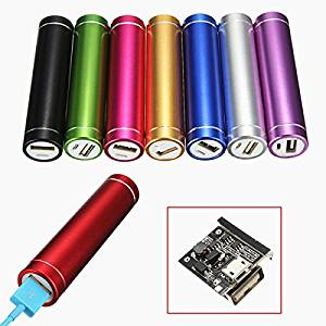 USB Power Bank Case Kit 18650 Battery Charger DIY Box