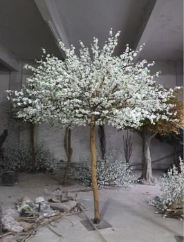 Cheaper White Wedding Trees For Sale Artificial Blossom