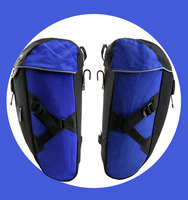 Waterproof Bicycle Rear Seat Carrier Pannier Bag Wholsale, High Quality Bike Trunk Rack Doubble Commuter Bag