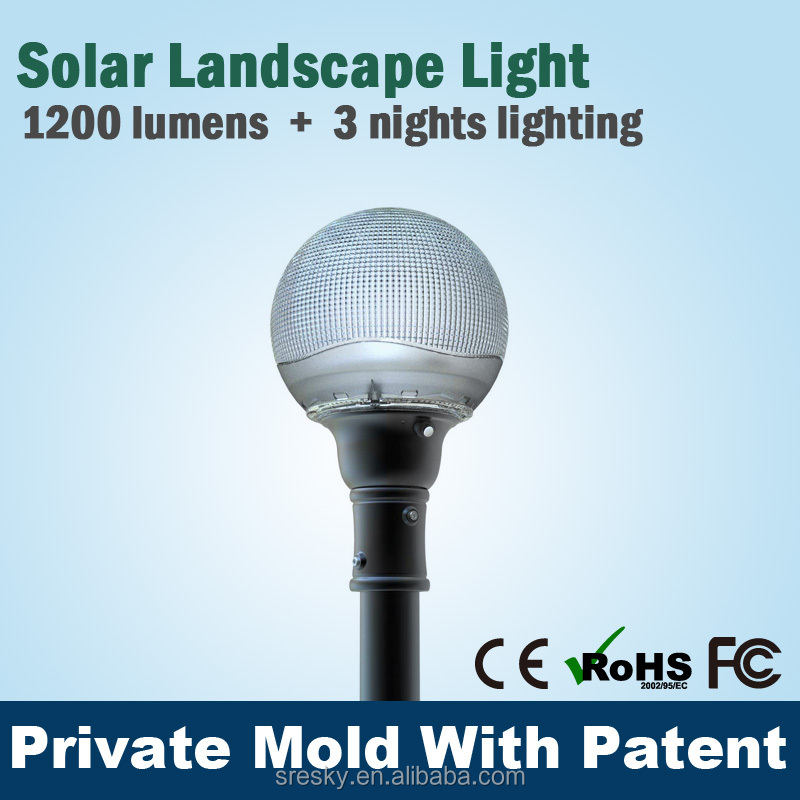 Factory wholesale solar light camping With Stable Function