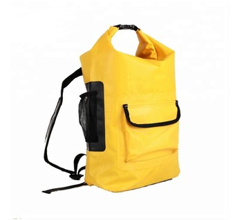 Multifunctional Outdoor sport Roll Top Dry Bag Waterproof Backpack For Camping Hiking Floating
