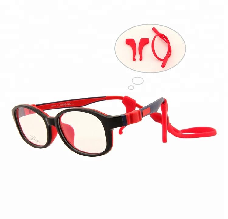 Removable Temple Tr Kids Prescription Eyeglass Frames - Buy Kids ...