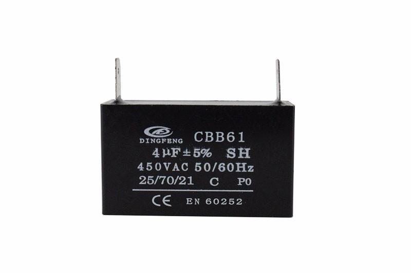 Cbb61 En60252 Deckenventilator Schaltplan Kondensator 8 Uf 250vac ...