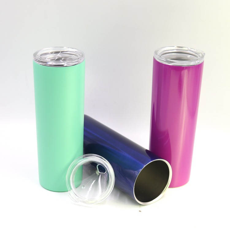 Hot Selling Slim Stainless Steel Tumbler Cups Wholesale